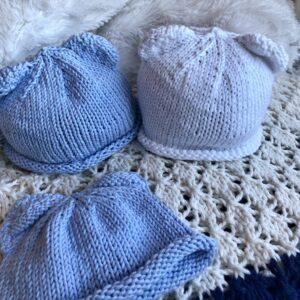 Beebimütsid